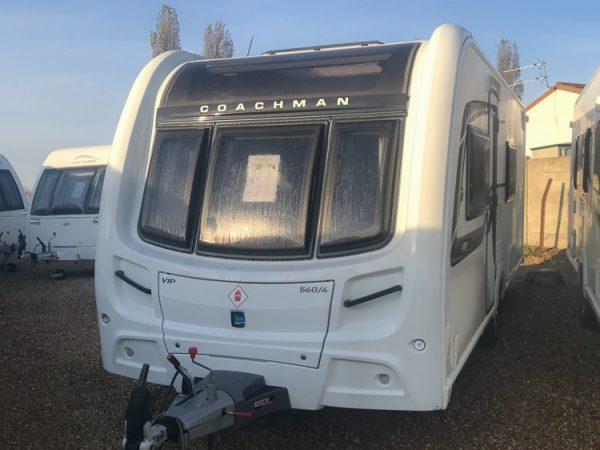 Coachman VIP 560