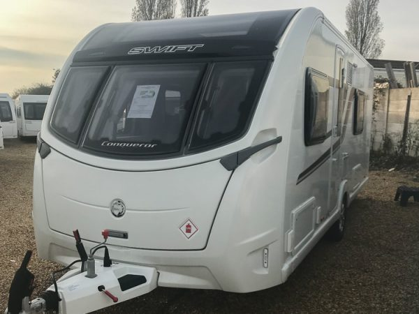 Swift Conqueror 570 Used Caravans For Sale Image