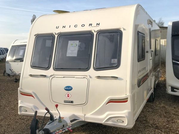 Bailey Unicorn Valencia Used Caravans For Sale Image