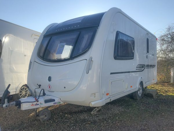 Swift Bessacarr Cameo 495 Used Caravans For Sale Image