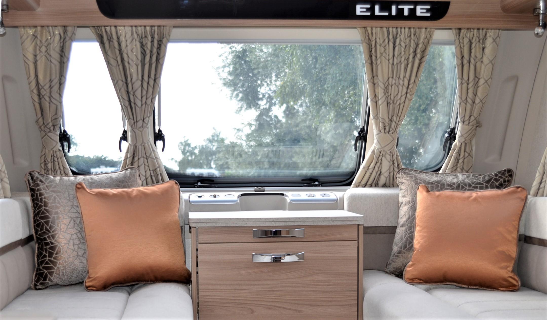 Swift Caravans Elite Internal Image