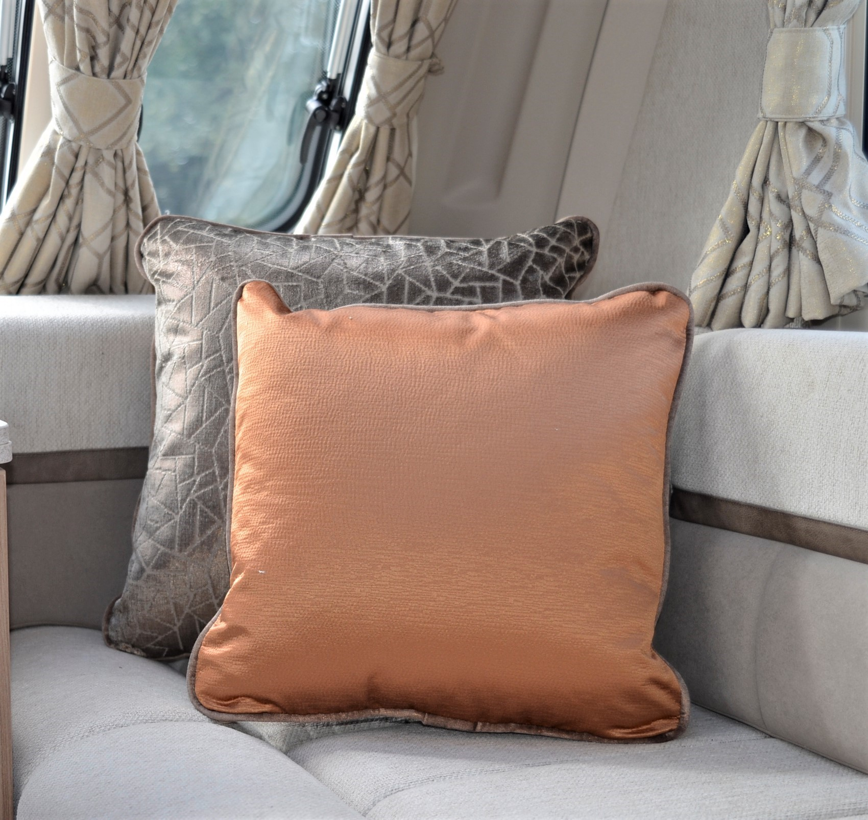 Swift Caravans Elite Fabric Image