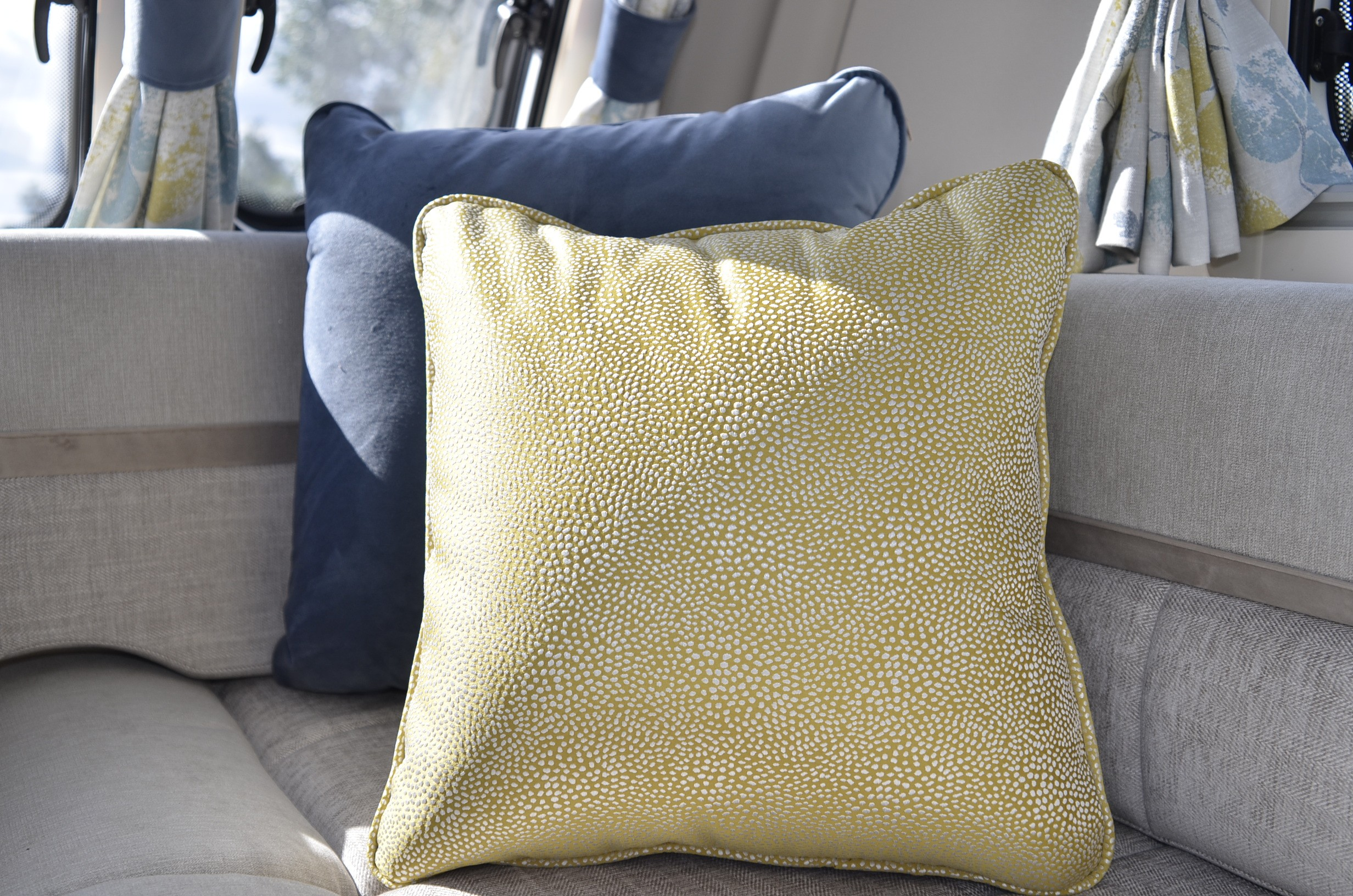 Swift Caravans Siena Cushions image