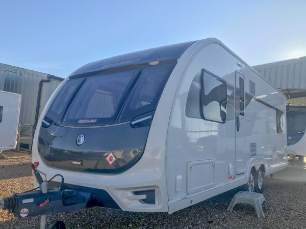 Swift Eccles 635 Used Caravans For Sale Image