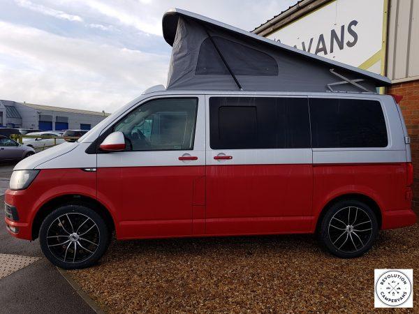 VW Volkswagen Campervan Revolution