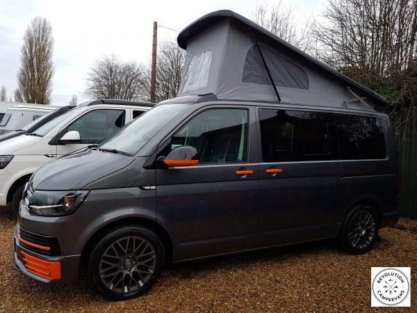 Volkswagen VW Revolution Campervan