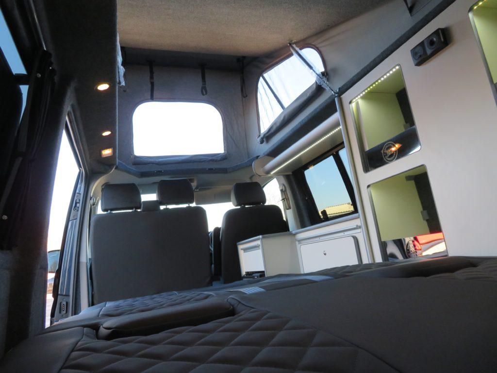 VW Volkswagen Interior Space